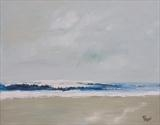 SKY-SEA-SAND by Marco Titucci, Painting, Acrylic on canvas